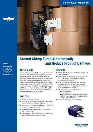 HFC (Hydraulic Force Control)