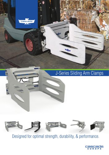 J-Series Sliding Arm Clamps