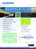 Syncerity BI UV-Vis Scientific Deep-cooled Camera