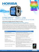 Syncerity CCD Detector for UV-VIS-NIR