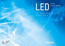 NICHIA LED Catalogue