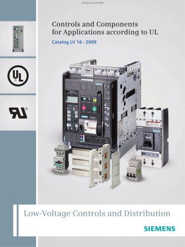 Catalog LV 16 - UL-/IEC-Products