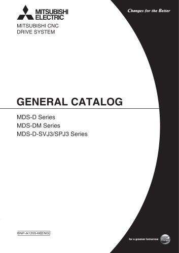 CNC DRIVES GENERAL CATALOG (V-M)
