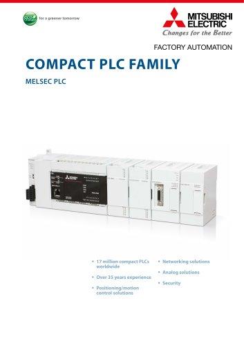 Compact PLC Family Catalogue