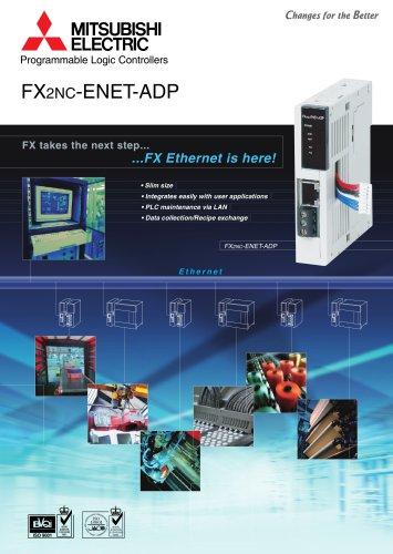 FX2NC-ENET-ADP Brochure