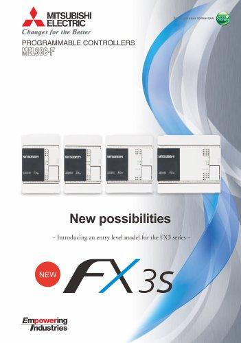 FX3S Brochure