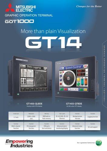 GT14 Brochure