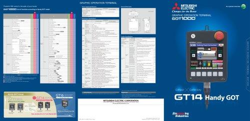 GT14 Handy GOT Brochure