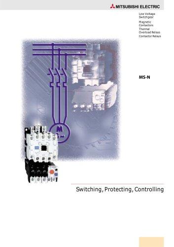 Magnetic Contactors, Overload Relays, Contactor Relays