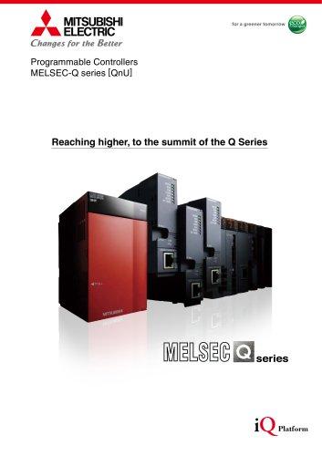 MELSEC-Q Series Programmable Controller Brochure
