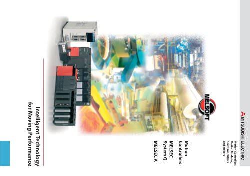 Motion Controller, Servo Motors, Amplifiers