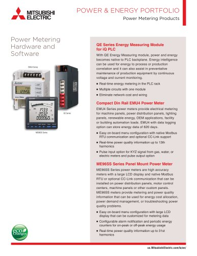 POWER & ENERGY PORTFOLIO