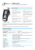SADPmini2-Ex Hand Held Dewpoint Meter