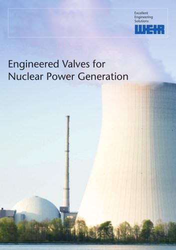 Brochure:Valves for Nuclear UK