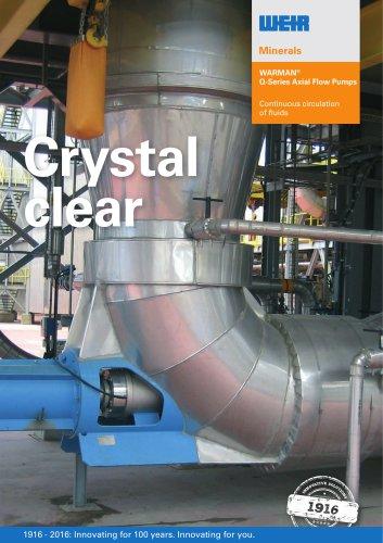Brochure Warman Q-Series Axial Flow Pumps