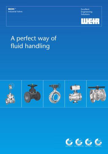 Brochure: Weir BDK Valves