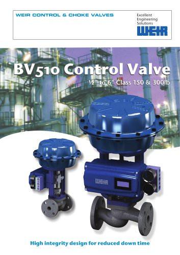BV510 Control Valve