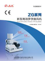 ZG Roots Blower