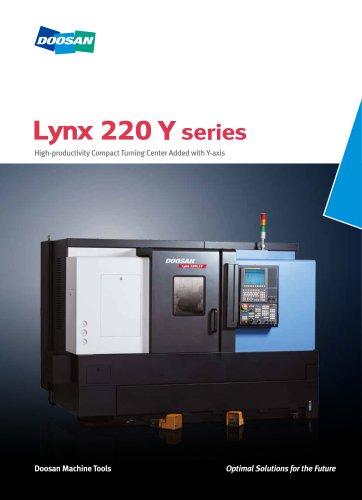 Lynx 220 Y series