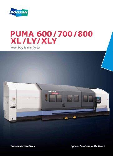 PUMA 600-700-800  xl/ly/xly