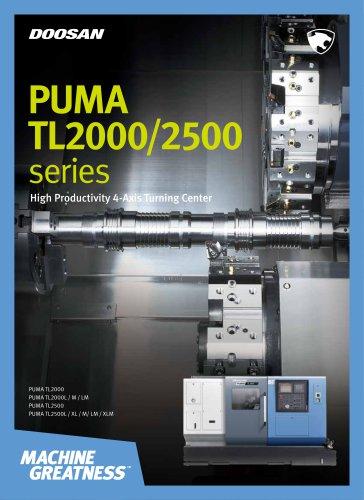 PUMA TL2000/2500 series