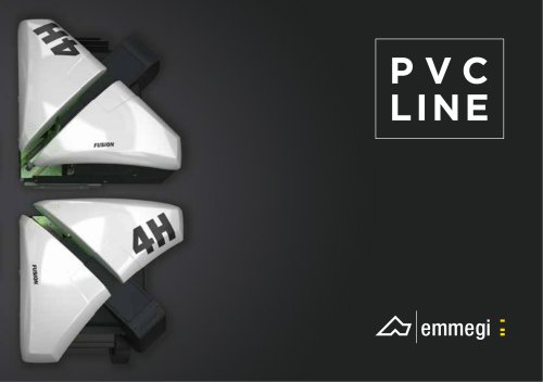 Emmegi - PVC Line