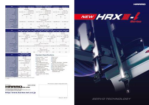 HRX III-i