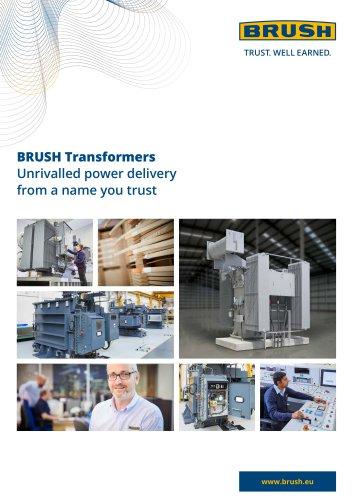 BRUSH Transformers