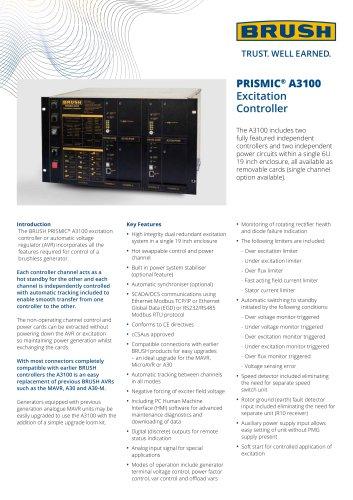 PRISMIC® A3100