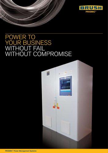 PRISMIC®  Power Management Systems