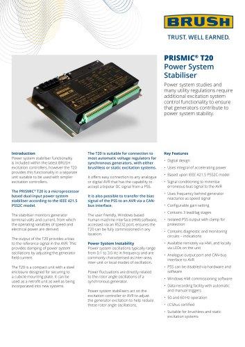 PRISMIC® T20