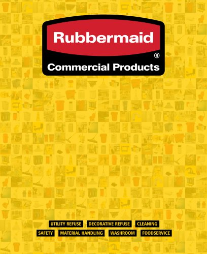 2019 Rubbermaid Commercial Products Catalog