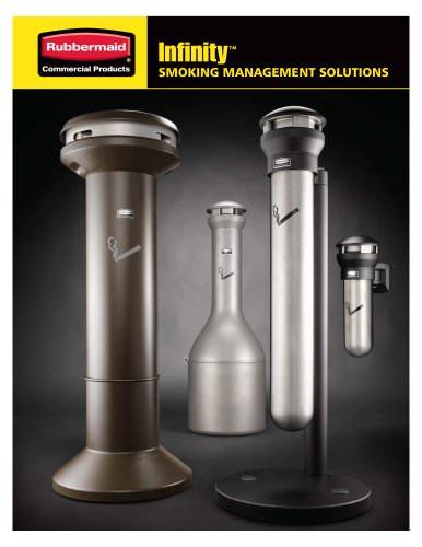 Infinity™ Base-Mount Smoking Receptacle
