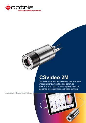 optris CSvideo 2M