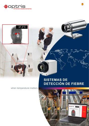 Sistemas de detección de fiebre