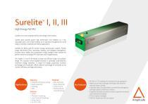 Surelite I, II, III