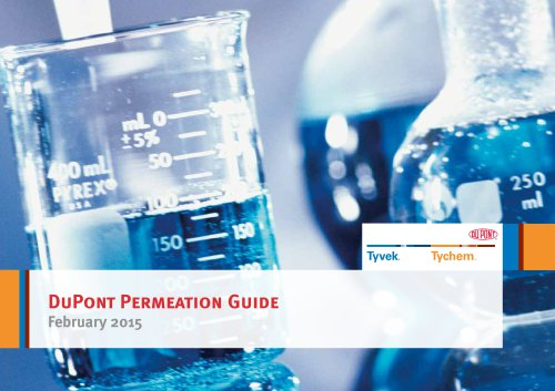 DuPont Permeation Guide February 2015