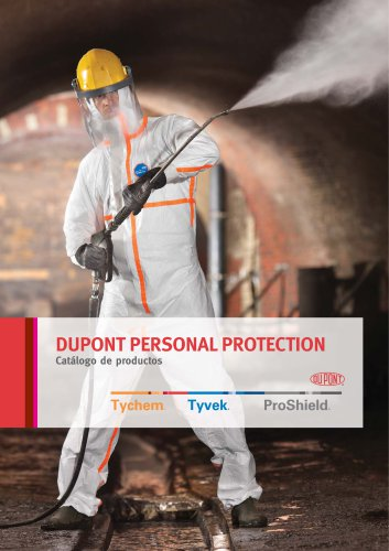 DuPont Personal Protection Catalogo de Productos