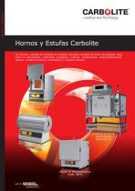 Hornos y Estufas Carbolite - 1