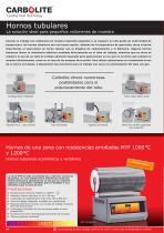 Hornos y Estufas Carbolite - 4