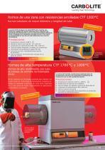 Hornos y Estufas Carbolite - 5