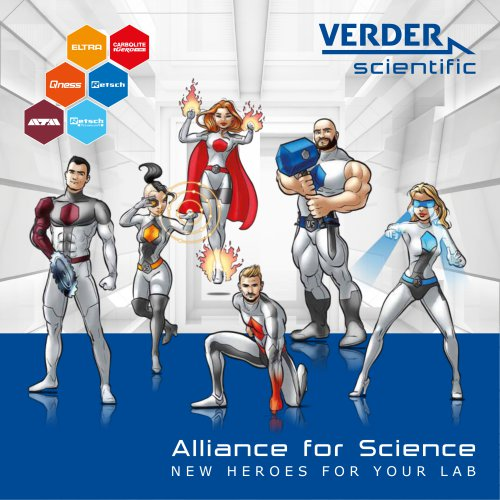 Verder Scientific Product News
