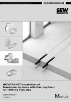 MOVITRANS ® Installation of  Transmission Lines
