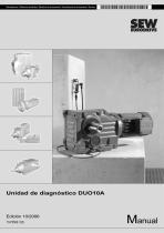 Unidad de diagnóstico DU010A