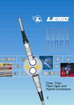 Broadcast audio video