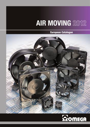 EUROPEAN CATALOGUE 2012 - AIR MOVING