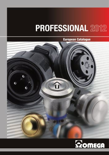 EUROPEAN CATALOGUE 2012 - PROFESSIONAL