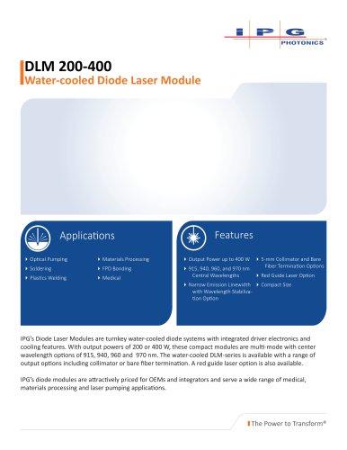 DLM 200-400