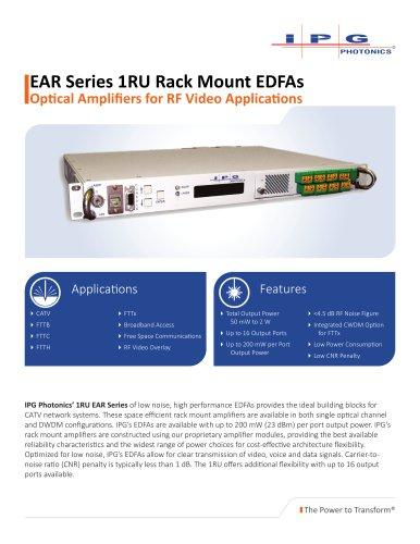 EAR Series 1RU