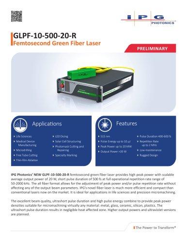GLPF Series Datasheet